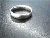 Gent's Silver Wedding Band 925 Silver 5.2g